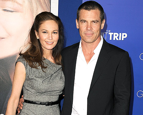 Josh Brolin And Diane Lane Announce Split – So Sad!