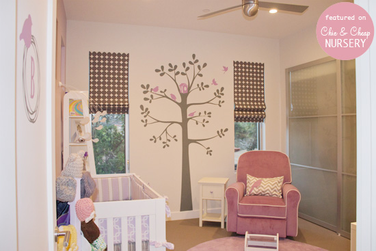 Bird Themed Nursery Thenurseries