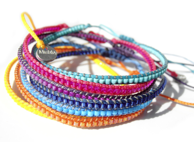 Mishky Bracelets Beaded Rows