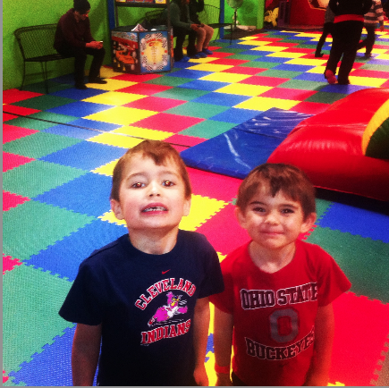 The Boys at the Jumpyard