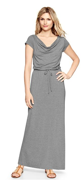Gap Drapey Maxi - $74.95 - plus 30% Off Today SPRINGAIR