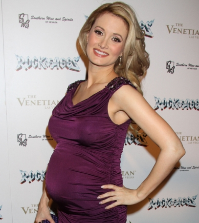 Holly Madison Has a Baby Girl