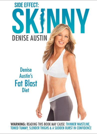 Denise Austin's Tips for Fighting Belly Fat