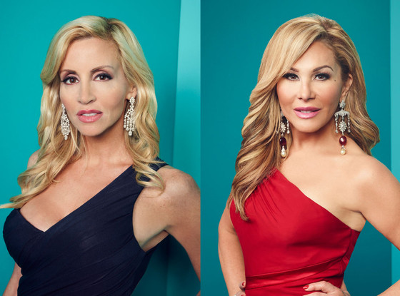 Camille Grammer and Adrienne Maloof Not Returning For Season 4 of Real Housewives of Beverly Hills