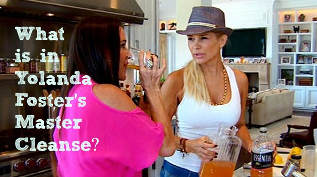 Mom Fab Fun – What's In Yolanda's Master Cleanse?