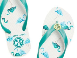 Score Cute Tory Burch Flip Flops for $35
