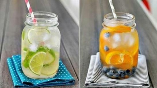 How To Make Naturally Flavored Water – Great for Summertime!