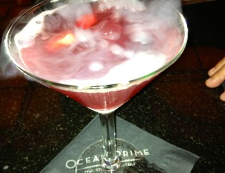 Ocean Prime Cocktail