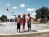 New Splash Park in Broadview Heights Opens Today