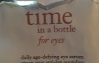 Philosphy Time in A Bottle For Eyes – My Latest Favorite Product