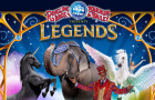 Ringling Bros. and Barnum & Bailey Presents Legends at Quicken Loan Arena: Discount Codes!