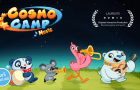 CosmoCamp Music App For Kids #CosmoCamp