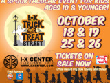 Win 4 Tickets to IX Center Trick-or-Treat Street! #Giveaway