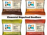 Elemental Superfood Bars Review! @elementalraw #Reviews