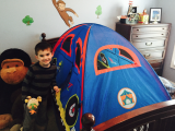 Pacific Play Tents Review and Giveaway! #Giveaway