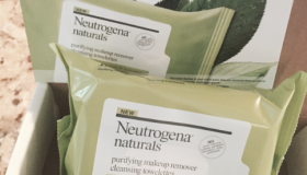 Neutrogena Naturals Purifying Makeup Remover Cleansing Towelettes #WipeForWater