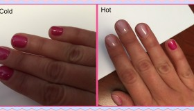 Color Changing Gel Nail Color: Spruce Up Your Shellac Manis!