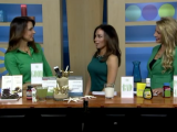 Can you drink your way to beauty?  Lisa Stewart from Solia on FOX8