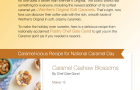 National Caramel Day on Tuesday, April 5th – Celebrate with this Werther's Original Recipe