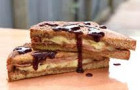 Top Chef Spike Mendelsohn put a new twist on an old classic for National PB&J Day!