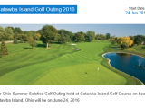 Summer Solstice Ohio Summer Solstice Golf Outing held at Catawba Island Golf Course To Support Dyspraxia USA