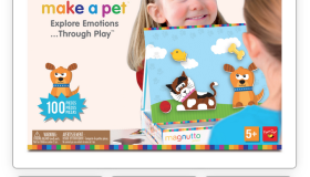 Magnutto Make a Pet – Educational Magnetic Play Review and #Giveaway!