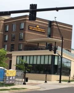Kent State University – Gorgeous New Campus Renovations