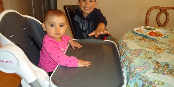 Oribel-Cocoon High Chair is a must have!
