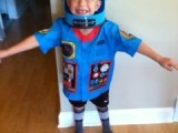 Don't just dream about robotics, BE a robot (when you're a toddler)