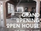 Grand Opening Open House at Studio XEL Salon in Richfield, OH on Saturday November 4th from 9:00 a.m. – 3:00 p.m.