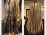 Great Lengths Hair Extensions for the Holidays at Studio XEL Hair Salon in Richfield, Ohio