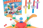 Dodgeball Board Game! Play Ball Indoors!