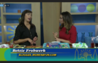 Snow Day Activities! Mom Fab Fun's Betsie Frohwerk on Fox 8 January 23, 2018 New Day Cleveland! (VIDEO)