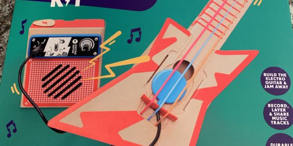Tech Will Save Us Electro Guitar Kit